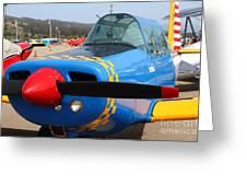 1958 Morrisey 2150 Cn Fp2 Aircraft 7d15835 Greeting Card