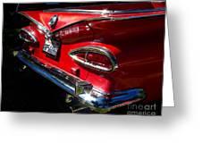 1959 Chevy El Camino  Greeting Card