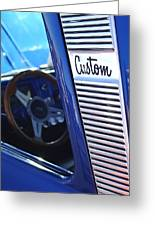 1964 Chevrolet C-10 Pickup Greeting Card