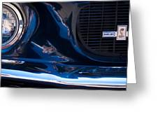1967 Ford Mustang Shelby Gt500 Greeting Card