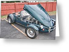 1994 Panoz Roadster Greeting Card