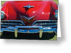 1954 Studebaker Greeting Card