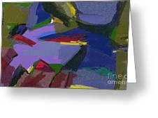 A Landscape Greeting Card