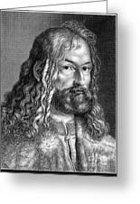 Albrecht D�rer (1471-1528) Greeting Card