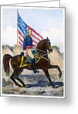 Andrew Jackson (1767-1845) Greeting Card