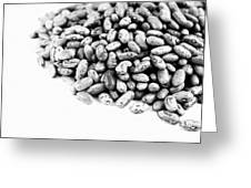 Beans Greeting Card