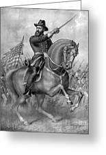 Benjamin Harrison, 23rd American Greeting Card