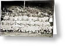 Boston Red Sox, 1916 Greeting Card