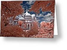 Brighton Pavilion Greeting Card