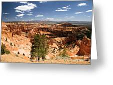 Bryce Canyon Amphitheater Greeting Card