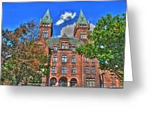 Buffalo Psychiatric Center Greeting Card