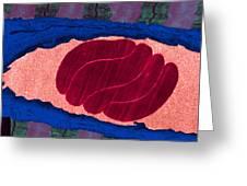 Capillary, Tem Greeting Card
