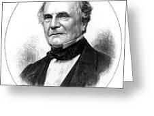 Charles Babbage, English Computer Greeting Card