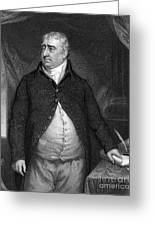 Charles Fox (1749-1806) Greeting Card
