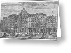 Chicago: Palmer House Greeting Card