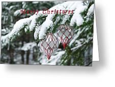Christmas Card 2194 Greeting Card