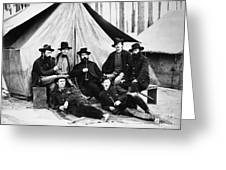 Civil War: Soldiers Greeting Card