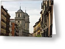Colegiata De San Isidro Greeting Card