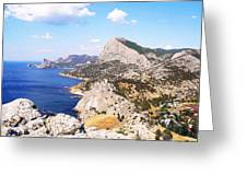 Crimea Greeting Card