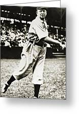 Cy Young (1867-1955) Greeting Card