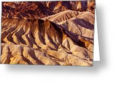 Death Valley Greeting Card