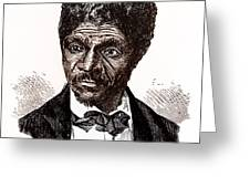Dred Scott, African-american Hero Greeting Card