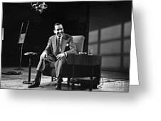 Edward R. Murrow Greeting Card
