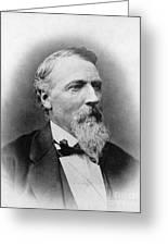 Friedrich Hecker Greeting Card