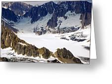 Galcier - Kenai Peninsula Greeting Card