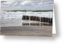 Kampen - Sylt Greeting Card
