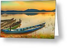 Lak Lake Greeting Card