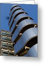 Lloyds Of London  Greeting Card