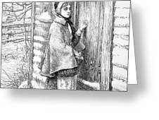 Longfellow: Standish Greeting Card