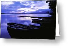 Lough Leane, Lakes Of Killarney Greeting Card