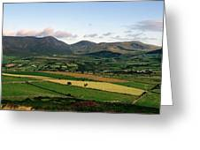 Mourne Mountains, Co. Down, Ireland Greeting Card