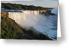 Niagara Falls Ny Greeting Card
