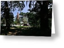 Oakley Plantation Greeting Card
