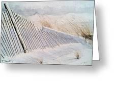 On Sheepshead Bay Greeting Card by Don F  Bradford
