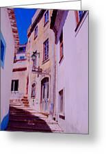 Paisajes Del Algarve Greeting Card