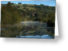 Parc Cwm Darran Greeting Card