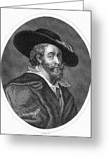 Peter Paul Rubens Greeting Card