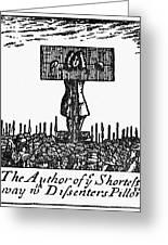 Richard Steele (1672-1729) Greeting Card