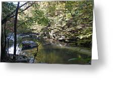 Richland Creek Greeting Card