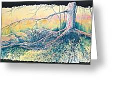 Rooted In Time Greeting Card