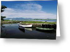 Roundstone, Connemara, Co Galway Greeting Card