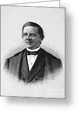 Samuel J. Tilden (1814-1886) Greeting Card