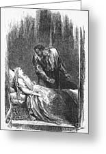 Shakespeare: Othello Greeting Card
