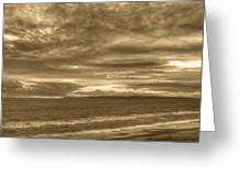 Southbourne Beach Greeting Card