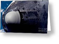 Space Shuttle Endeavour Greeting Card
