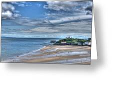 Tenby Pembrokeshire Greeting Card